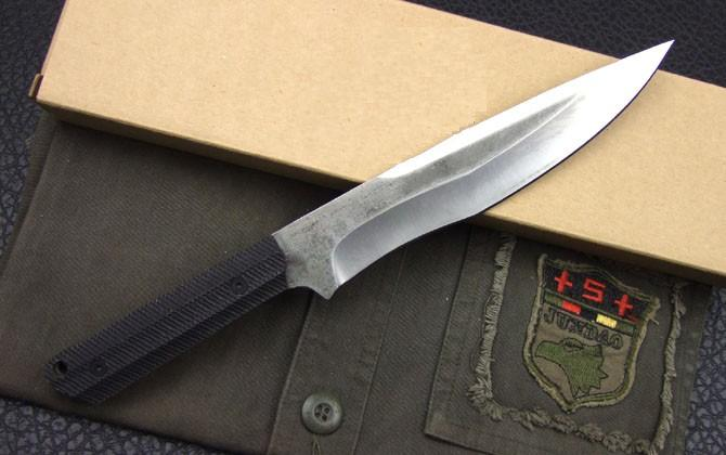 Handmade synthesize Bowie Tactical  Knife